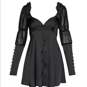 NEW FOR LOVE AND LEMONS DRESS TAGS ATTACHED SIZE M
